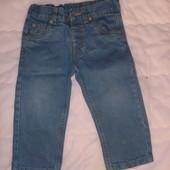 джинсы на 18-24 мес