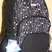 Школьный городской спортивный рюкзак Kite Кайт 5-11 кл подростковый рюкзак для девочки