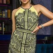 Нарядное женское платье на новый год