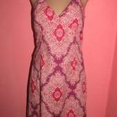 сарафан,платье р-р М/38 коттон H&M