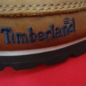 Ботинки Timberland нубук оригинал 46-47 размер