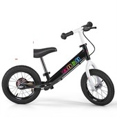 Беговел Профи M 3440Ав детский с ручным тормозом надувные колеса Profi Kids