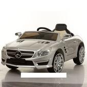 Электромобиль Mercedes M 3283 eblrs-11 серебро