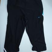 Nike спортивные капри,р-р L ,на наш 48-50,оригинал