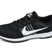 Мужские кроссовки Nike Zoom Flyknit Streak черные