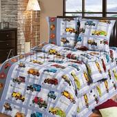 Комплект детского постельного белья Ретро коллекция, бязь