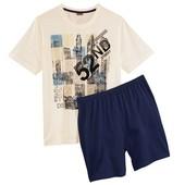 Мужская пижама-домашний костюмчик от Livergy размер L