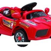 Детский электромобиль Ferrari T-751 red