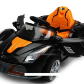 Детский электромобиль T-763 black