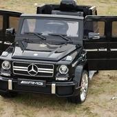 Детский электромобиль Mercedes  G63 Eva колеса