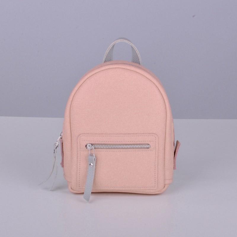 564e08e37878 Кожаный женский маленький рюкзак, цена 1635 грн - купить Сумки и ...