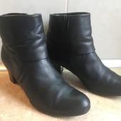 Ботинки Gabor кожа размер 39 по стельке 26см