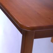 Комплект стол и стул растишка из натурального дерева.