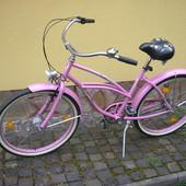 Велосипед-ретро Ocean View женский