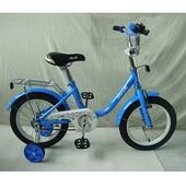 Велосипед детский Profi L1684 Flower 16 дюймов