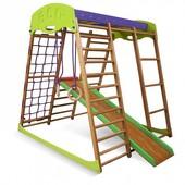 Детский игровой комплекс для квартиры «Карамелька мини»
