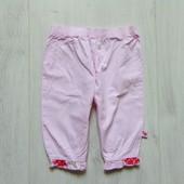 Нежные летние штаники для девочки. Theo&Pauline. Размер 12 месяцев. Состояние: новой вещи