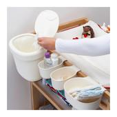 В наличии! Набор для пеленального столика, белый Onsklig Икеа (Ikea)