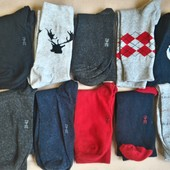 качественные мужские носки из биохлопка.Livergy/Германия.39-42