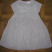 Платье на девочку р-122 H&M