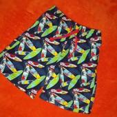 Яркие летние шорты для мальчика 1-2 года