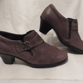 Ботинки Кожа Германия Rieker 38 размер