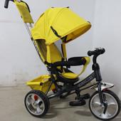 Велосипед трехколесный Tilly Trike T-343 разные цвета