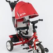 Велосипед детский 3-х колёсный 6588
