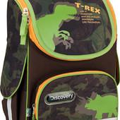 Рюкзак школьный каркасный Kite Discovery dc16-501S