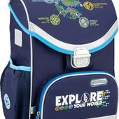 Рюкзак школьный каркасный Kite Discovery dc16-529S