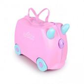 Чемодан детский на колесах Рози Trunki tru0167