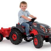 Трактор педальный с прицепом Гигант Smoby 710200