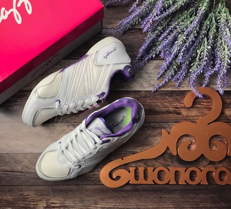 Фирменные кроссовки деликатного фасона в стиле «городской шик»   sh1431 фото №1