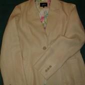 Пиджак женский Marks&Spencer. 100% лен.
