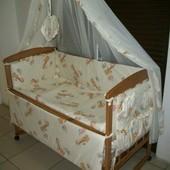 Комплекты постельного белья для деток