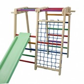 Детский спортивный комплекс для улицы и дома «Спартак»