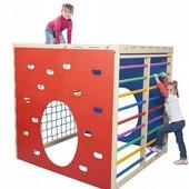 Детский спортивный комплекс для улицы и дома «Непоседа»