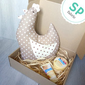 Набор для новорожденного - Петушок. крем для лица и тела