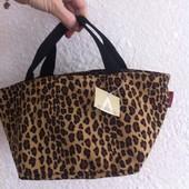 Леопардовая сумочка мини Accessorie