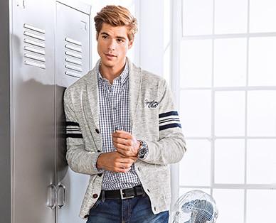 Модная мужская кофта TM Watsons Германия фото №1