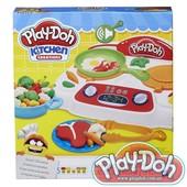 Плей-дох игровой набор веселая кухня Play-Doh (B9014)