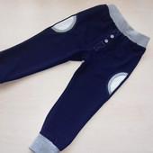 Мягкие, уютные штанишки для наших деток на 80-110 рост