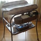Пеленальный столик с ванночкой Chicco, пеленатор, ванна, чико, чіко, пеленальний столик