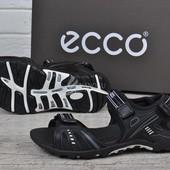 Сандалии Ecco Hyper Terrain черные с белым