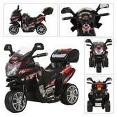 Детский трехколесный мотоцикл 056