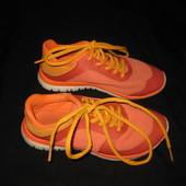 19,5 см стелька, мега яркие летние кроссовки Zara для девочки