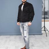 Куртка мужская 100% шерсть на подкладе в расцветках 46,48,50,52 (3