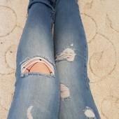 Размеры 26-31 Стильные женские джинсы