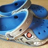Кроксы оригинал Crocs на стопу 16.5-17см.