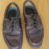 Туфлі шкіряні розмір 42 стелька 27,5 см Van Lier